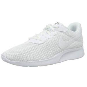 Nike Tanjun White Women's Tennis Shoes